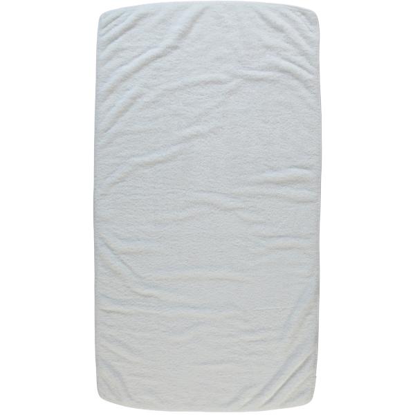Rhomtuft - Handtücher Loft - Farbe: weiß - 01 Duschtuch 70x130 cm