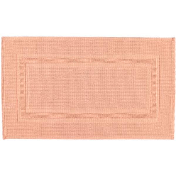 Rhomtuft - Badematte Gala - Farbe: peach - 405 70x120 cm