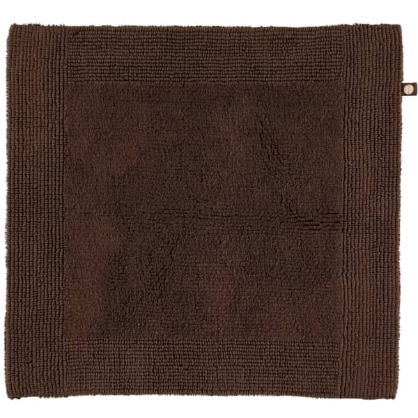Rhomtuft - Badteppiche Prestige - Farbe: mocca - 406 60x60 cm