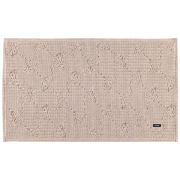 JOOP! - Badteppich New Cornflower 60 - Farbe: Sand - 213 70x120 cm