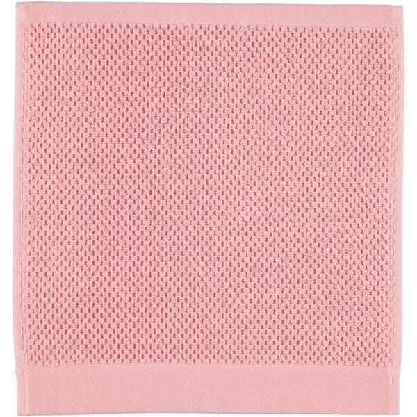 Rhomtuft - Handtücher Baronesse - Farbe: rosenquarz - 402 Seiflappen 30x30 cm