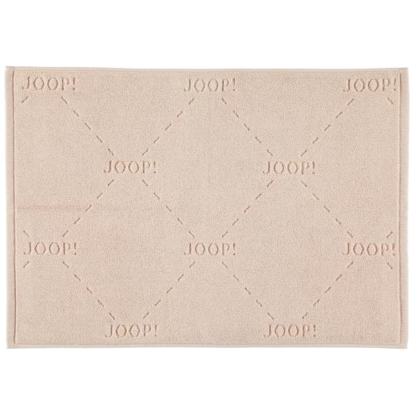 JOOP! Badematte Dash 73 - Farbe: Sand - 213 45x65 cm