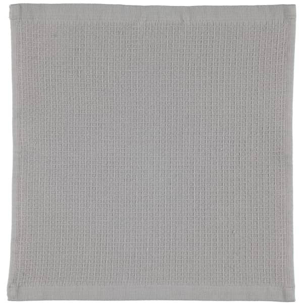 Rhomtuft - Handtücher Face & Body - Farbe: kiesel - 85 Seiflappen 30x30 cm