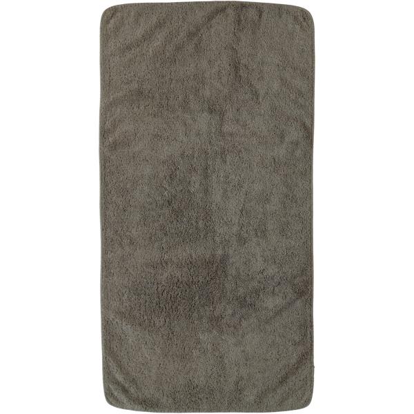 Rhomtuft - Handtücher Loft - Farbe: taupe - 58 Handtuch 50x100 cm