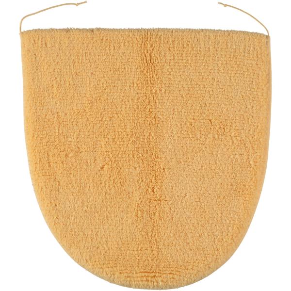 Rhomtuft - Badteppiche Prestige - Farbe: mais - 390 Deckelbezug 45x50 cm