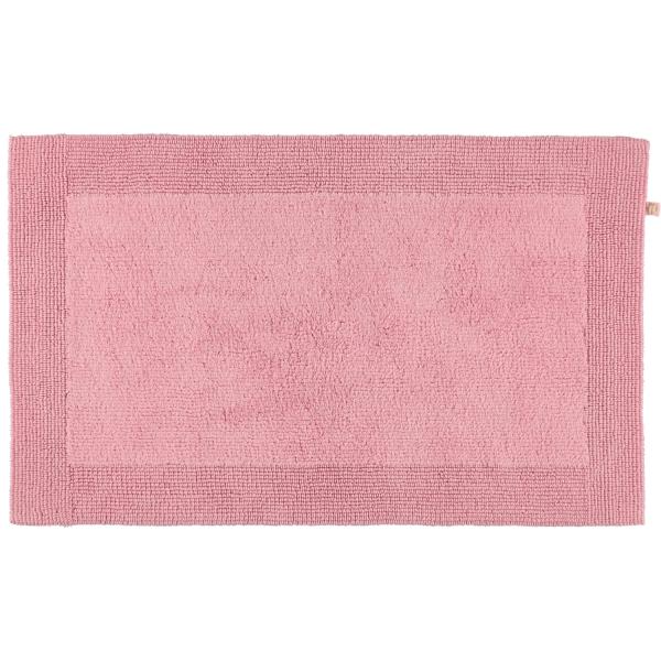 Rhomtuft - Badteppiche Prestige - Farbe: rosenquarz - 402 60x100 cm