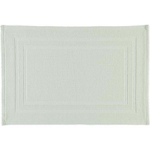 Rhomtuft - Badteppiche Gala - Farbe: weiss - 01 60x90 cm