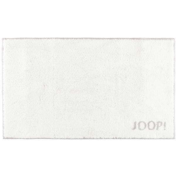 JOOP! Badteppich Classic 281 - Farbe: Weiß - 001 70x120 cm