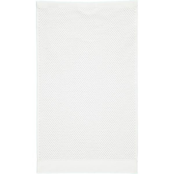 Rhomtuft - Handtücher Baronesse - Farbe: weiß - 01 Gästetuch 30x50 cm