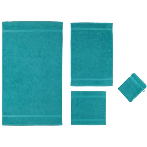 Rhomtuft - Handtücher Princess - Farbe: azur - 41