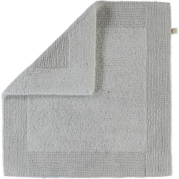 Rhomtuft - Badteppiche Prestige - Farbe: perlgrau - 11 60x60 cm