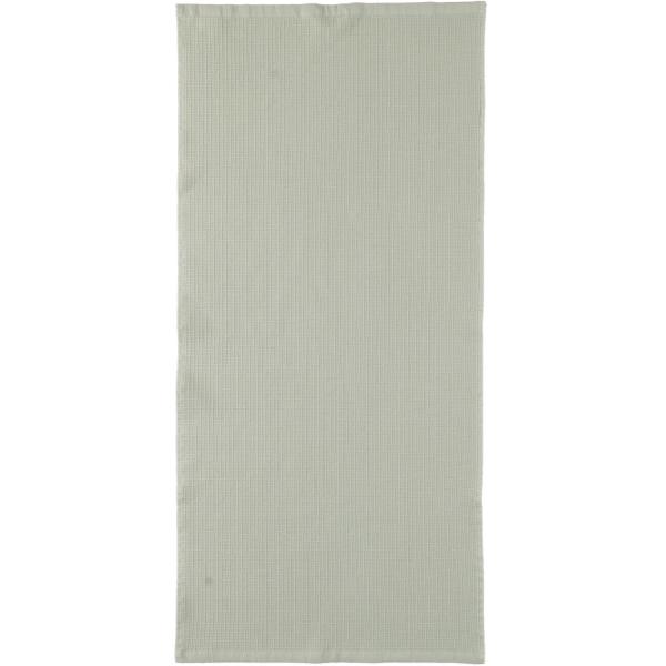 Rhomtuft - Handtücher Face & Body - Farbe: jade - 90 Handtuch 50x100 cm