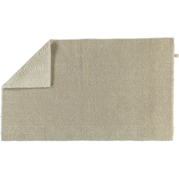 Rhomtuft - Badteppich Pur - Farbe: natur-jasmin - 20 70x130 cm