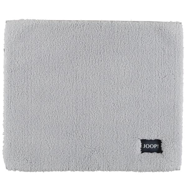 JOOP! Badteppich Basic 11 - Farbe: Silber - 026 50x60 cm