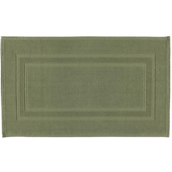 Rhomtuft - Badematte Gala - Farbe: olive - 404 70x120 cm