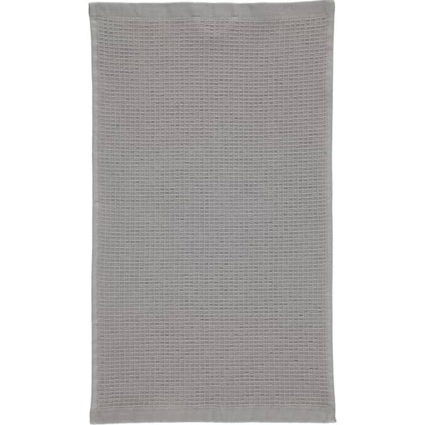 Rhomtuft - Handtücher Face & Body - Farbe: kiesel - 85 Gästetuch 30x50 cm