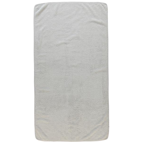 Rhomtuft - Handtücher Loft - Farbe: perlgrau - 11 Duschtuch 70x130 cm