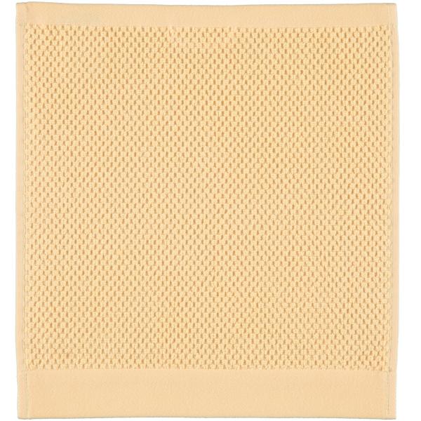 Rhomtuft - Handtücher Baronesse - Farbe: mais - 390 Seiflappen 30x30 cm