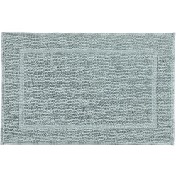 Rhomtuft - Badematte Pearl 51 - Farbe: aquamarin - 400 60x90 cm
