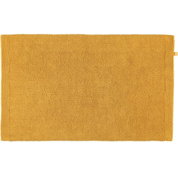 Rhomtuft - Badteppich Pur - Farbe: gold - 348 60x100 cm