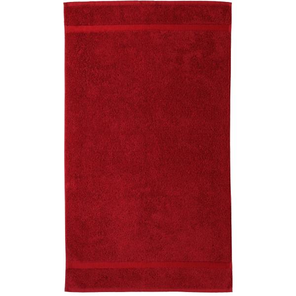 Rhomtuft - Handtücher Princess - Farbe: cardinal - 349 Duschtuch 70x130 cm