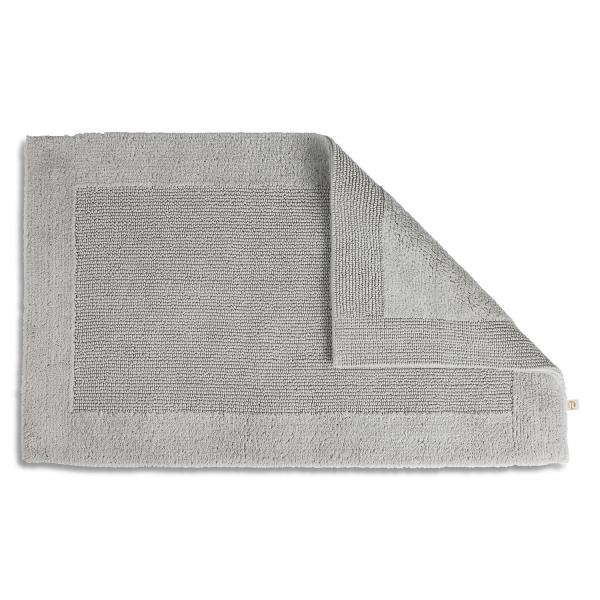 Rhomtuft RHOMY - Badteppich Select 75 - Farbe: perlgrau - 11 60x90 cm