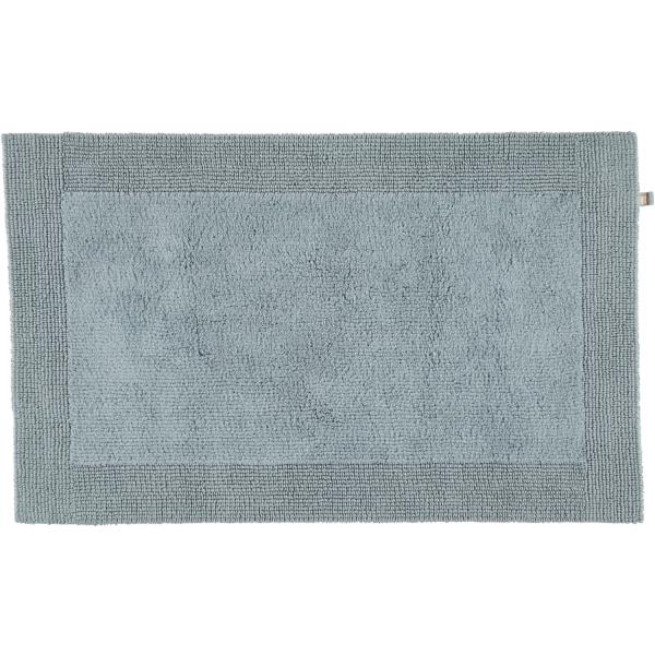Rhomtuft - Badteppiche Prestige - Farbe: aquamarin - 400 60x100 cm