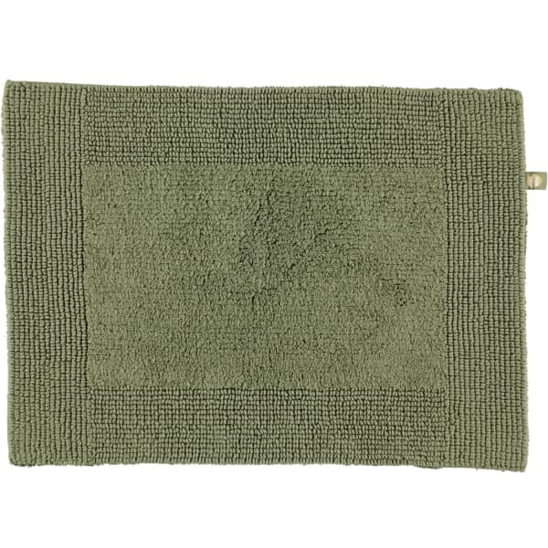 Rhomtuft - Badteppiche Prestige - Farbe: olive - 404 45x60 cm