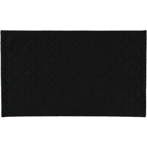 Rhomtuft - Badematte Seaside - Farbe: schwarz - 15 70x120 cm
