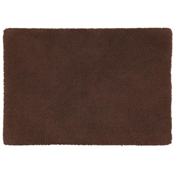 Rhomtuft - Badteppiche Square - Farbe: mocca - 406 60x90 cm