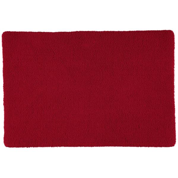 Rhomtuft - Badteppiche Square - Farbe: cardinal - 349
