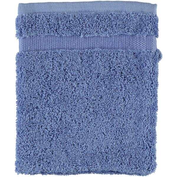 Rhomtuft - Handtücher Princess - Farbe: aqua - 78 Waschhandschuh 16x22 cm