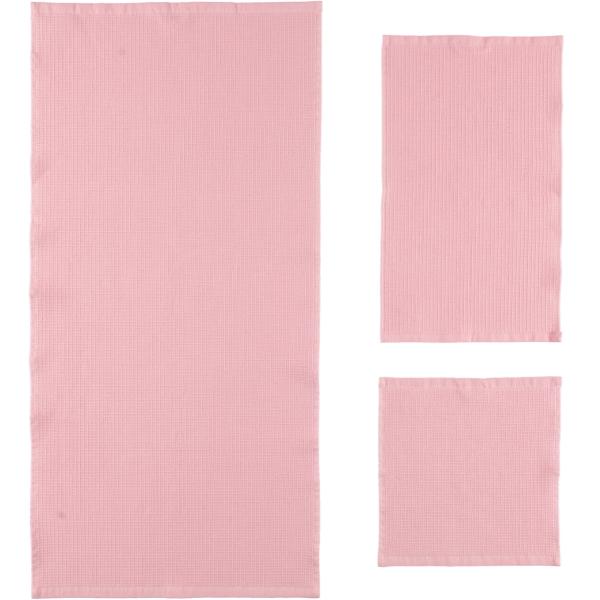 Rhomtuft - Handtücher Face & Body - Farbe: rosenquarz - 402