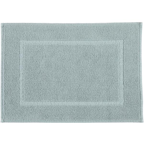 Rhomtuft - Badematte Pearl 51 - Farbe: aquamarin - 400 50x70 cm