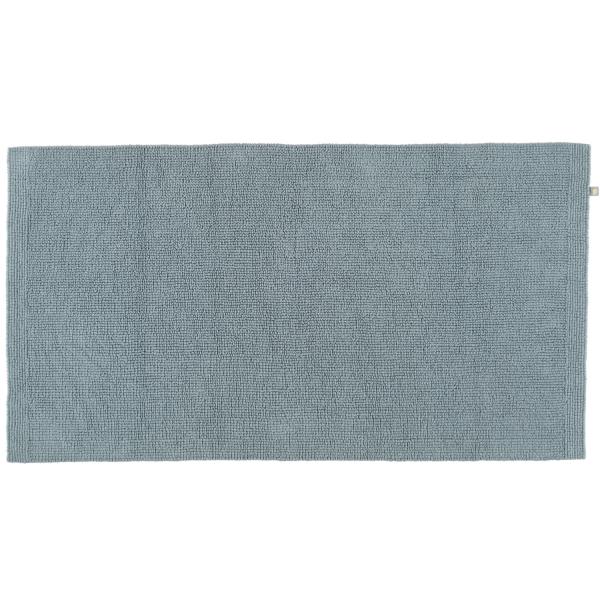 Rhomtuft - Badteppich Pur - Farbe: aquamarin - 400 70x130 cm