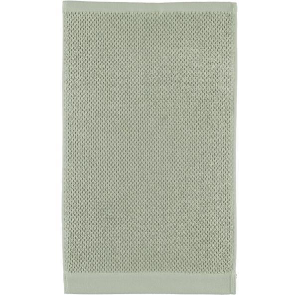 Rhomtuft - Handtücher Baronesse - Farbe: jade - 90 Gästetuch 30x50 cm