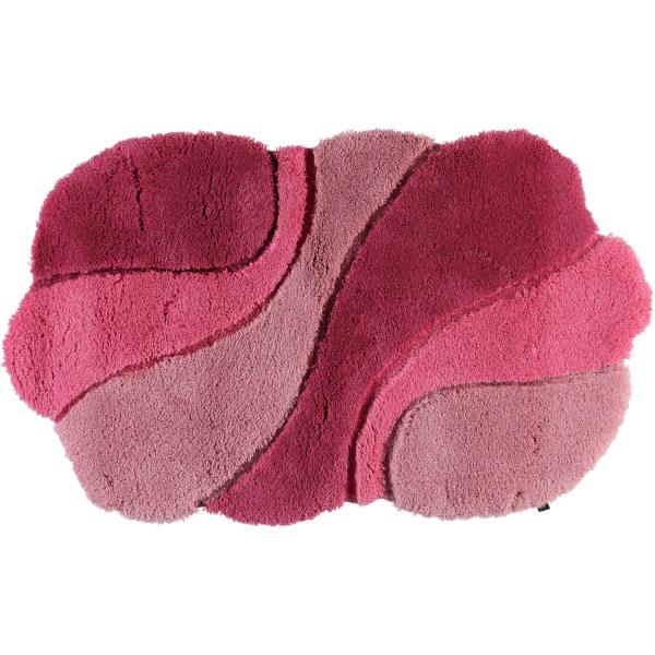 Rhomtuft - Badteppich Ambiente - Farbe: malve/hibiskus/magnolia - 1304