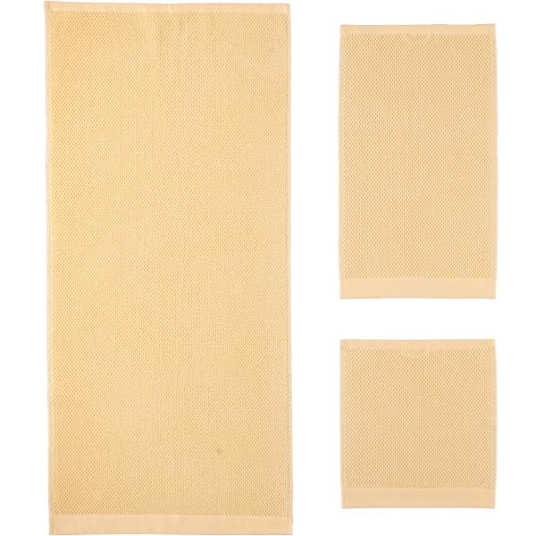 Rhomtuft - Handtücher Baronesse - Farbe: mais - 390