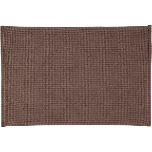 Rhomtuft - Badteppiche Plain - Farbe: taupe - 58 70x120 cm