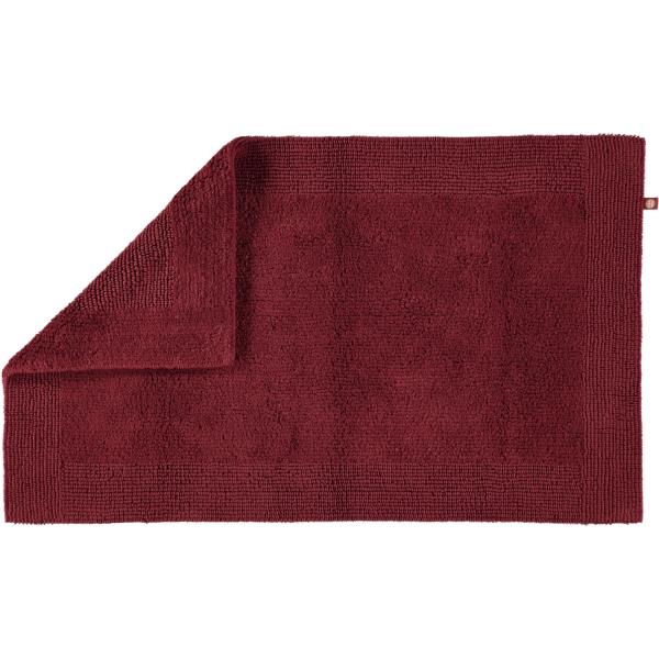 Rhomtuft - Badteppiche Prestige - Farbe: marsala - 391 45x60 cm