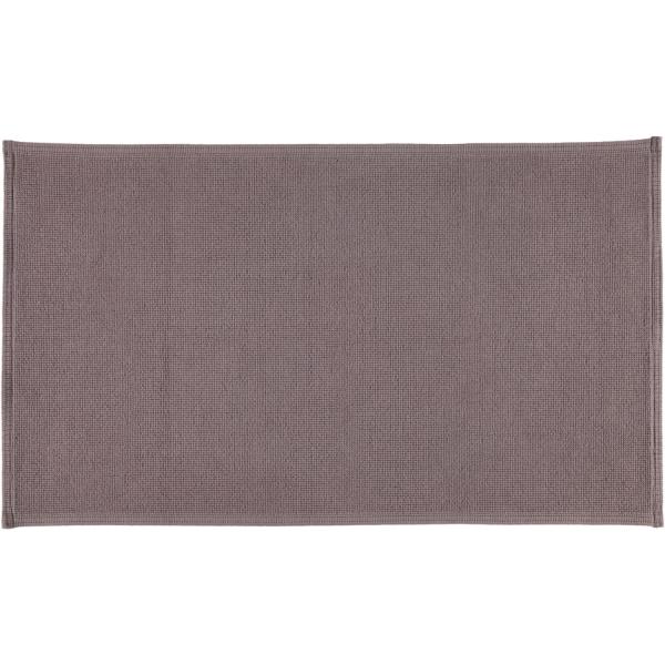 Rhomtuft - Badteppiche Plain - Farbe: mauve - 302 70x120 cm