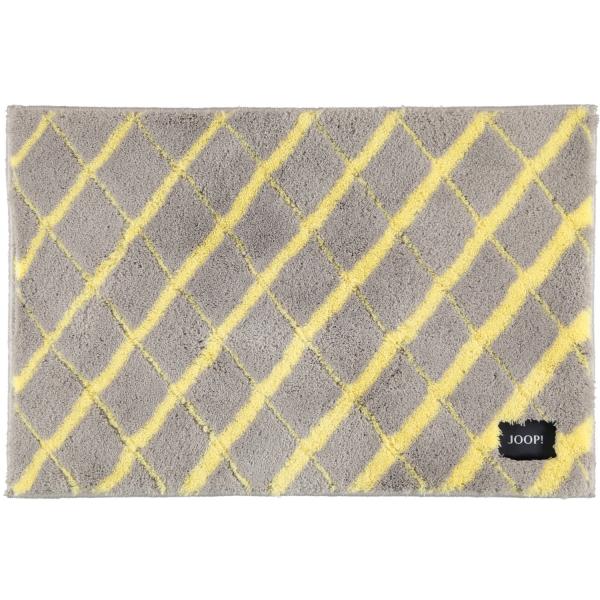 JOOP! Badteppich Diamond 143 - Farbe: Lemon - 747 60x90 cm
