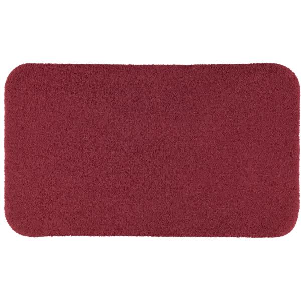 Rhomtuft - Badteppiche Aspect - Farbe: marsala - 391 70x120 cm