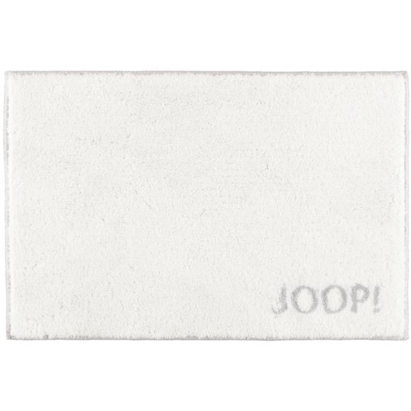 JOOP! Badteppich Classic 281 - Farbe: Weiß - 001 60x90 cm