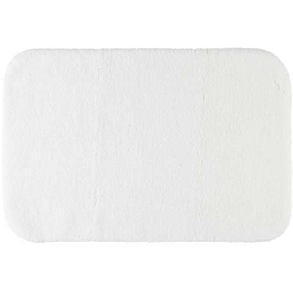 Rhomtuft - Badteppiche Aspect - Farbe: weiss - 01 70x120 cm