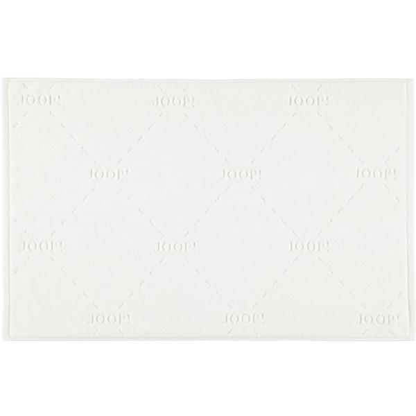 JOOP! Badematte Dash 73 - Farbe: Weiß - 001 55x85 cm