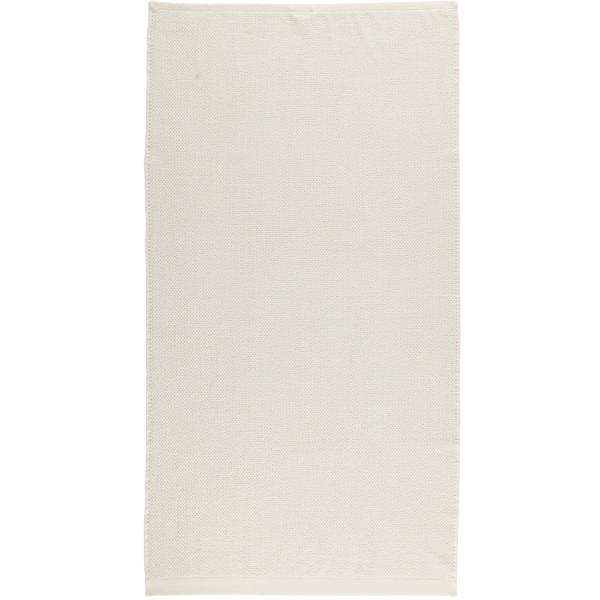 Rhomtuft - Handtücher Baronesse - Farbe: natur-jasmin - 20 Duschtuch 70x130 cm
