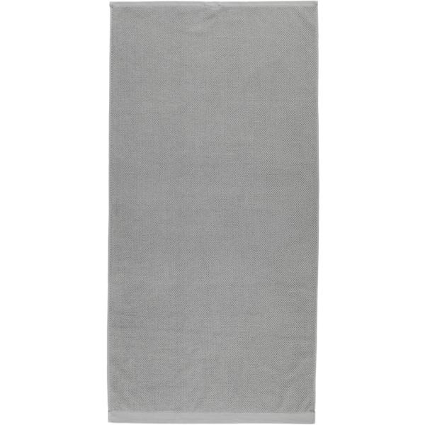 Rhomtuft - Handtücher Baronesse - Farbe: kiesel - 85 Duschtuch 70x130 cm