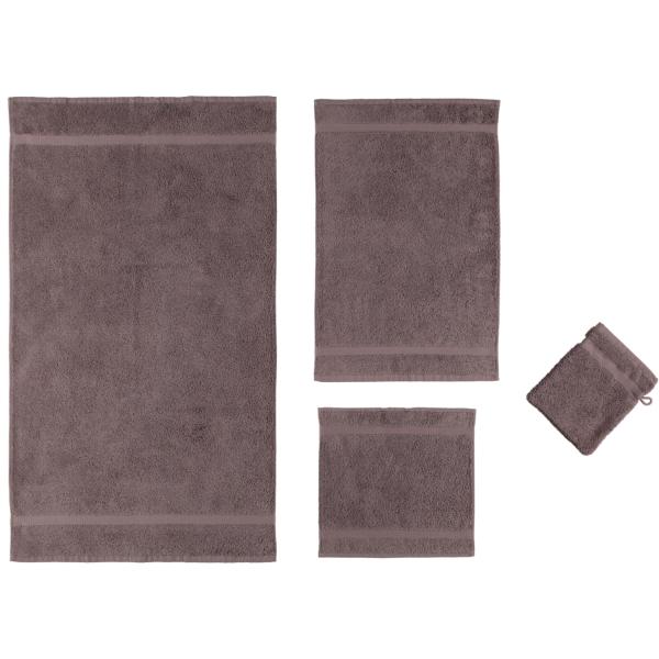 Rhomtuft - Handtücher Princess - Farbe: mauve - 302