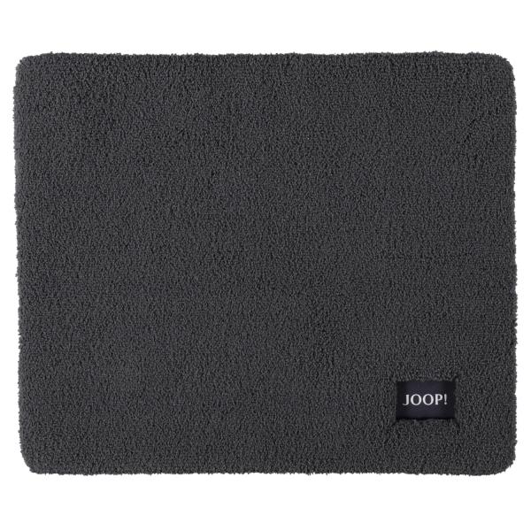 JOOP! Badteppich Basic 11 - Farbe: Anthrazit - 069 50x60 cm